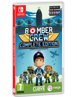 Bomber Crew: Complete Edition (Switch French Sleeve)