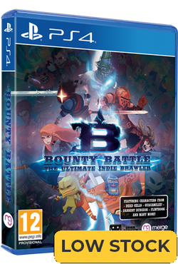 Bounty Battle - Standard (PS4)