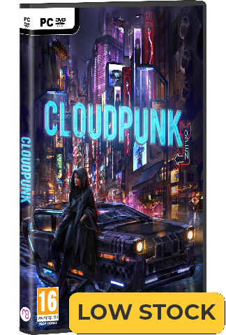Cloudpunk - Standard Edition (PC)
