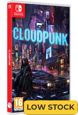 Cloudpunk - Standard Edition (Switch)