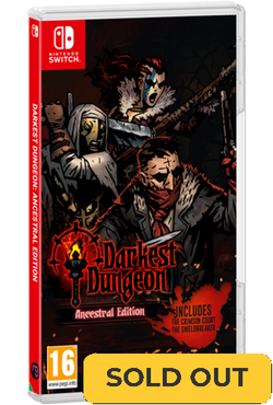 Darkest Dungeon: Ancestral Edition - Standard (Switch)