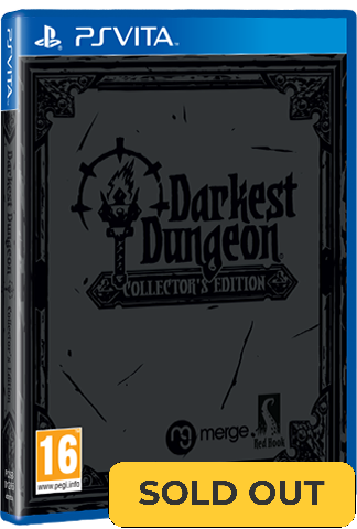 Darkest Dungeon: Collector's Edition (Standard Version) on PS Vita