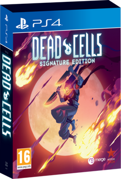 Dead Cells - Signature Edition (PS4)