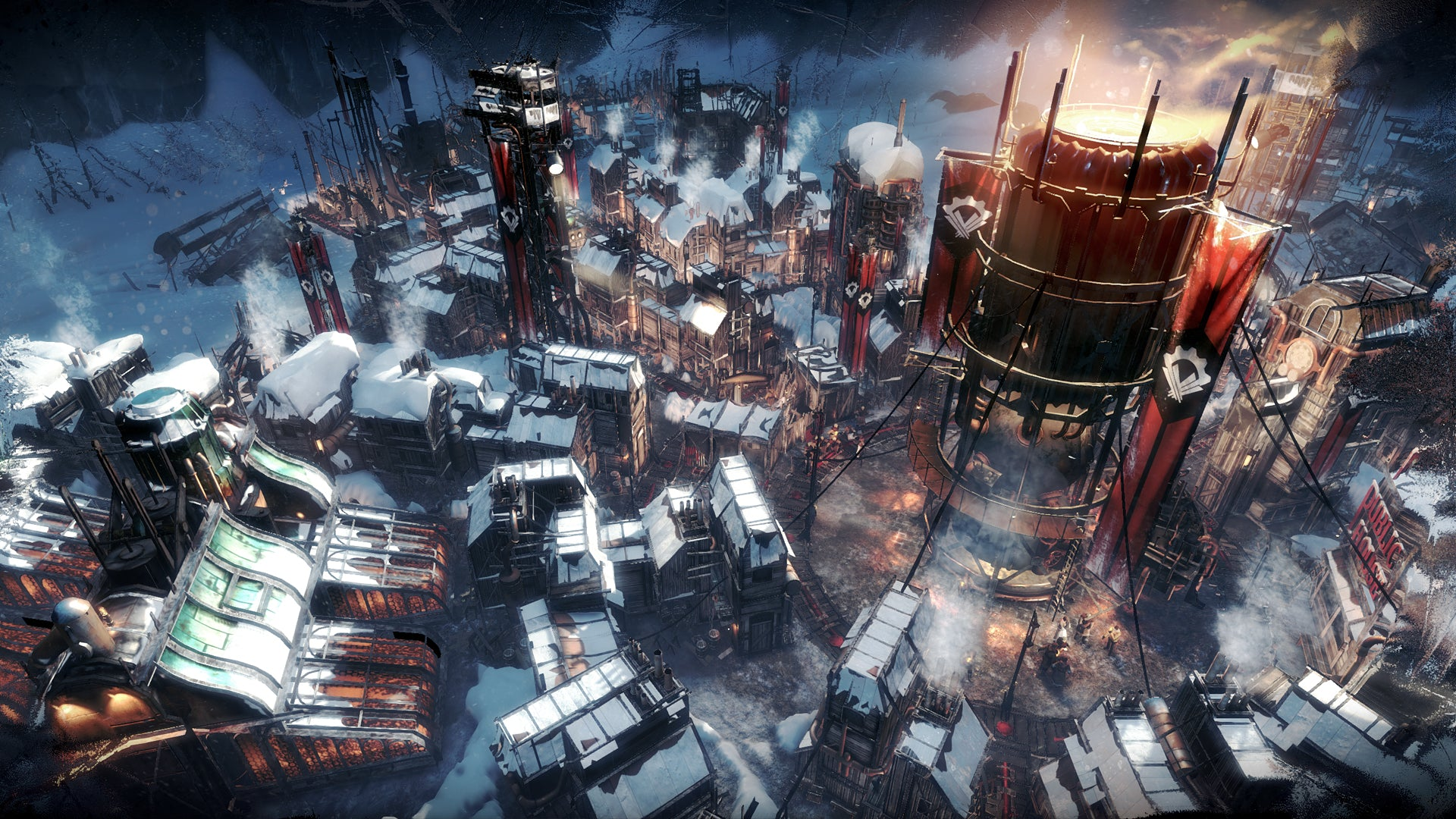 Frostpunk - Signature Edition (PS4)