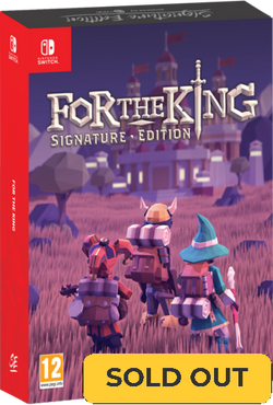 For The King - Signature Edition (Switch)