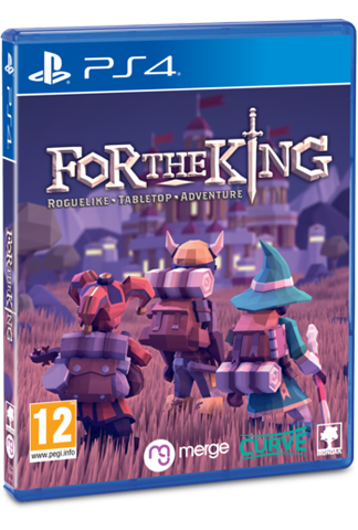 For The King - Standard Edition (PS4)