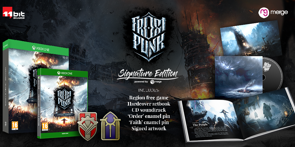 Frostpunk - Signature Edition (Xbox One)