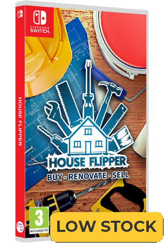 House Flipper - Standard (Switch)