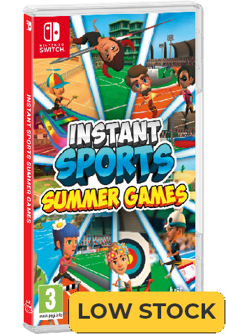 Instant Sports - Summer Games (Switch)