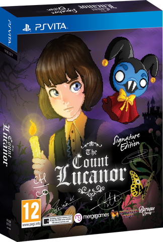 The Count Lucanor - Signature Edition (PS Vita)