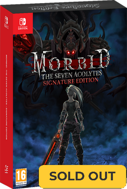 Morbid: The Seven Acolytes - Signature Edition (Switch)