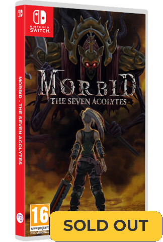 Morbid: The Seven Acolytes - Standard (Switch)
