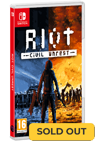 RIOT: Civil Unrest - Standard Edition (Switch)