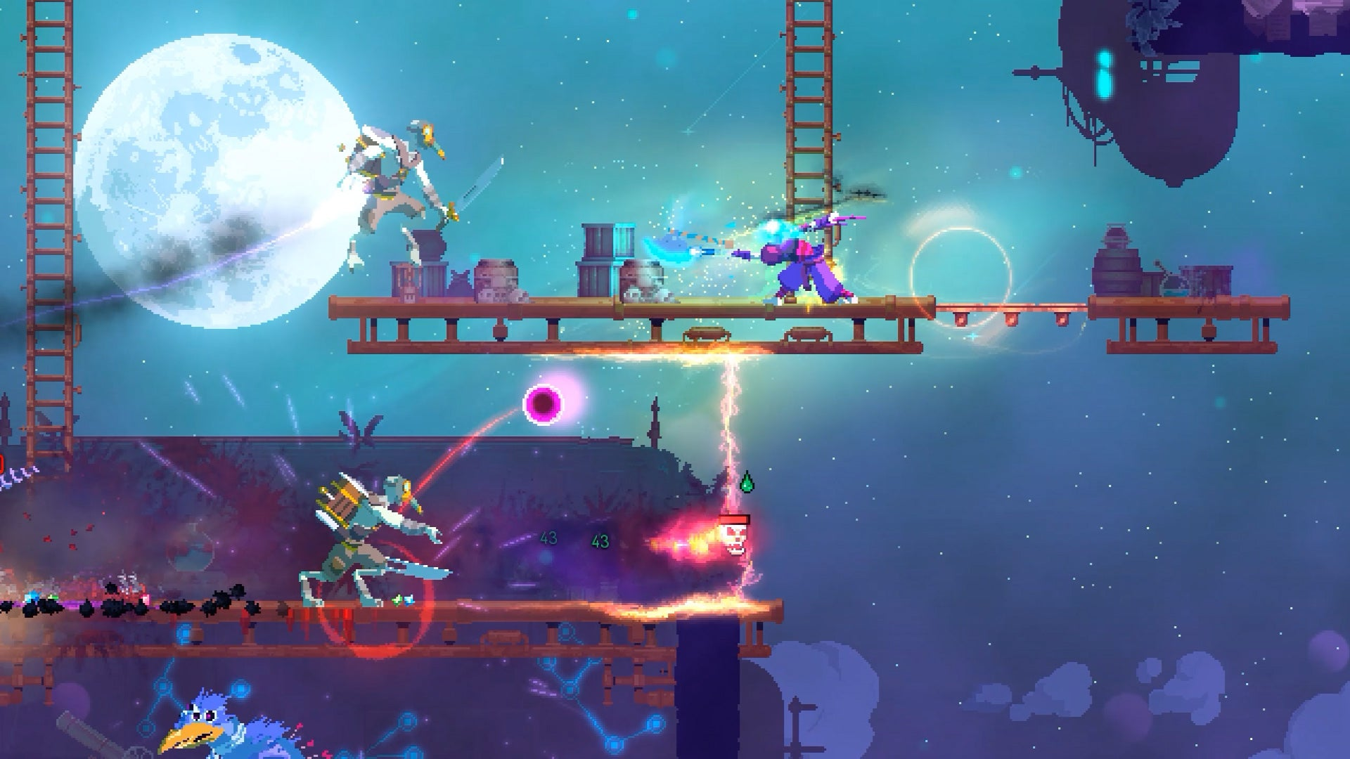Dead Cells (Action Game of the Year) - Standard (Switch)