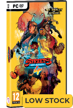 Streets of Rage 4 - Standard Edition (PC)