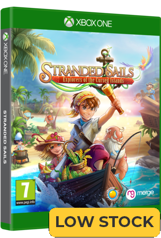 Stranded Sails - Explorers of the Cursed Islands - Standard Edition (Xbox One)