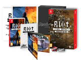 RIOT: Civil Unrest - Signature Edition (Switch) - Signature Edition Games