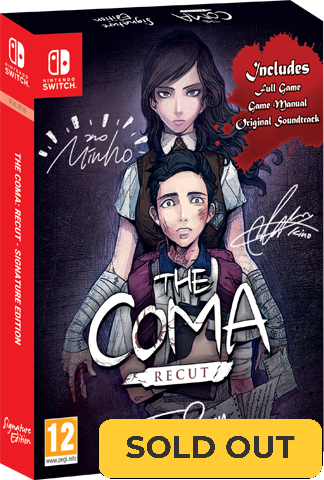 The Coma: Recut - Signature Edition (Switch)