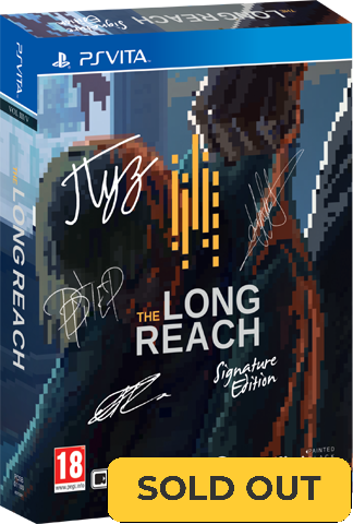 The Long Reach - Signature Edition (PS Vita)