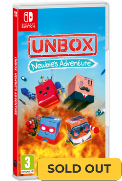 Unbox: Newbie's Adventure (Switch)