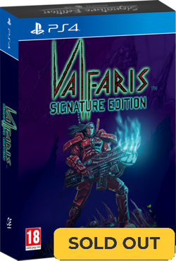 Valfaris - Signature Edition (PS4)