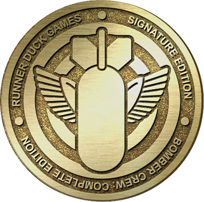 Bomber Crew - Signature Edition Coin