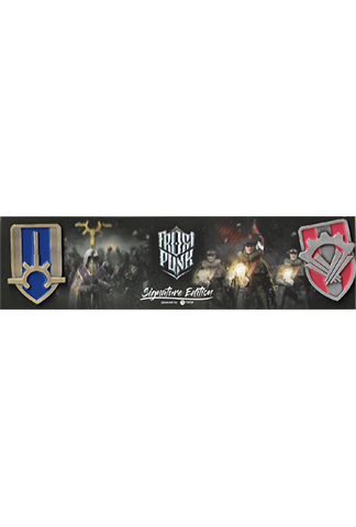 Frostpunk - Collector's Pin Set