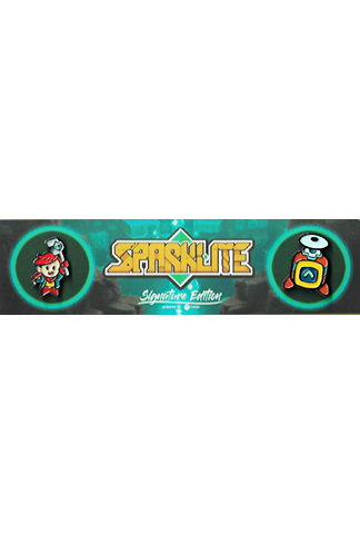 Sparklite - Collector's Pin Set