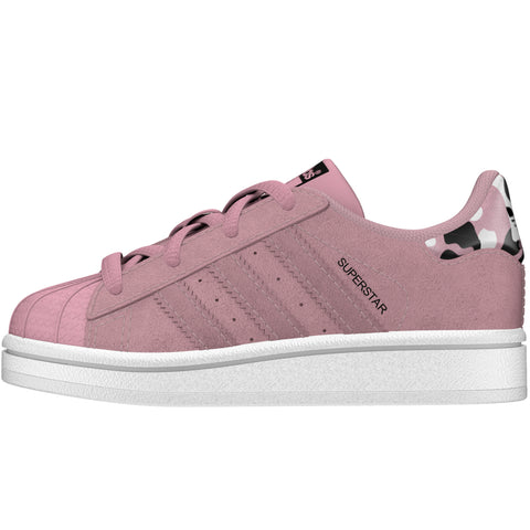 Adidas superstar rose suede str 20-27