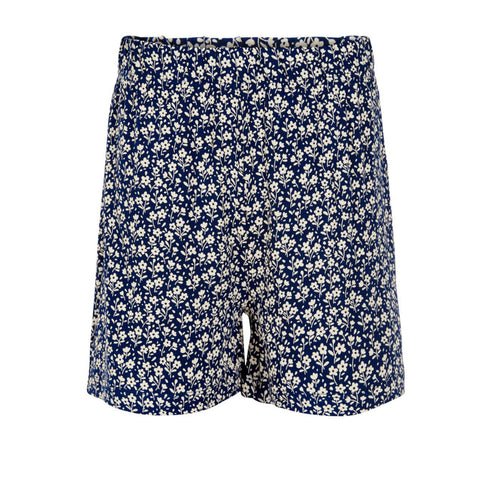 The New Karla shorts navy str 7-8y