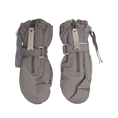 Mini a ture Cesar gloves steel grey
