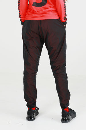 NS 3 Suit Red Bottoms - No Stress Wear