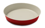 Guardini Keramia Round Cake Tin 28cm Red - 00356R