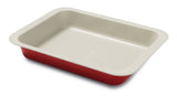Guardini Keramia Bake & Roast Pan 23x32cm Red - 00375R