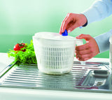 Emsa Salad Spinner with scaling 2L White - 502992