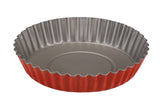 Guardini Rossana Fluted Cake Tin 27cm Red - 50327