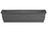 Emsa Lago Garden window box 75cm dark grey - 505102