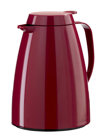Emsa Basic Vacuum Jug 1L Red- 508360