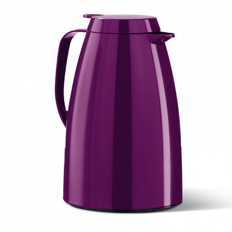 Emsa Basic Vacuum Jug 1L Purple - 508475