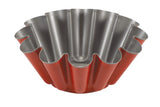 Guardini Rossana Brioche Tin 22cm Red - 52022