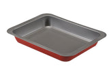 Gurdini Rossana Bake & Roast Pan 22x28cm Red - 54022