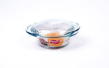 Marinex Round Casserole 700ml and Lid 300ml - 6455.31