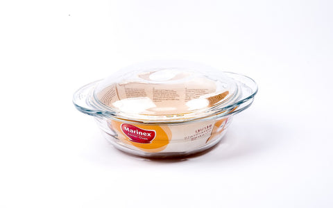 Marinex Round Casserole 1.9L and Lid 0.9L - 6457.31