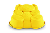 Guardini Silicone Mold Bear Shape - 67003