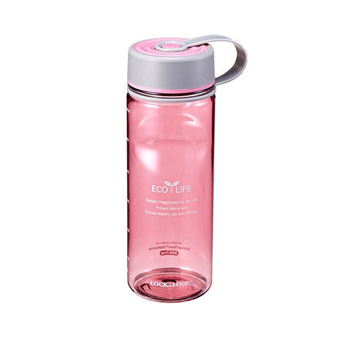 Lock & Lock  Water Bottle 650ml Pink - ABF603P