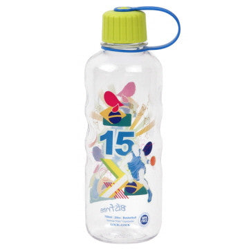 Lock & Lock Water Bottle 700ml Sports Design Green - ABF643GB
