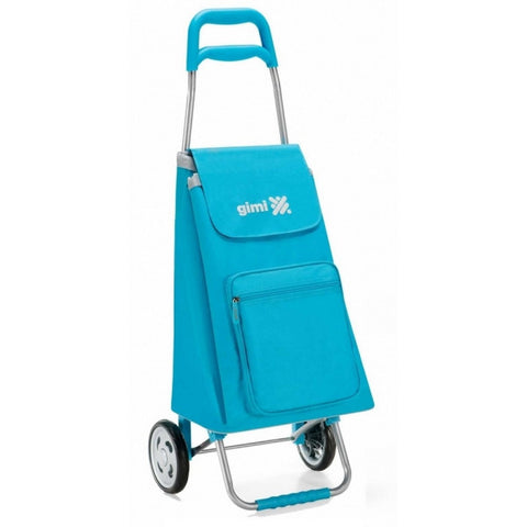 Gimi Argo Color Shopping Trolley 45L Azure