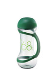 Lock & Lock Water Bottle 560ml Dumbell Design Green - HAP505G