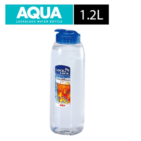 Lock & Lock Water Bottle 1.2L Blue - HAP730