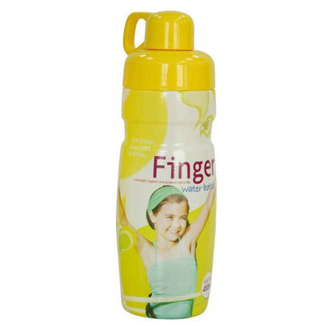 Lock & Lock Water Bottle 450ml Yellow - HAP746Y